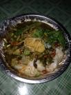Street noodles in Liuzhou